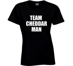 Team Cheddar Man Britain's Oldest Skeleton Trending T Shirt