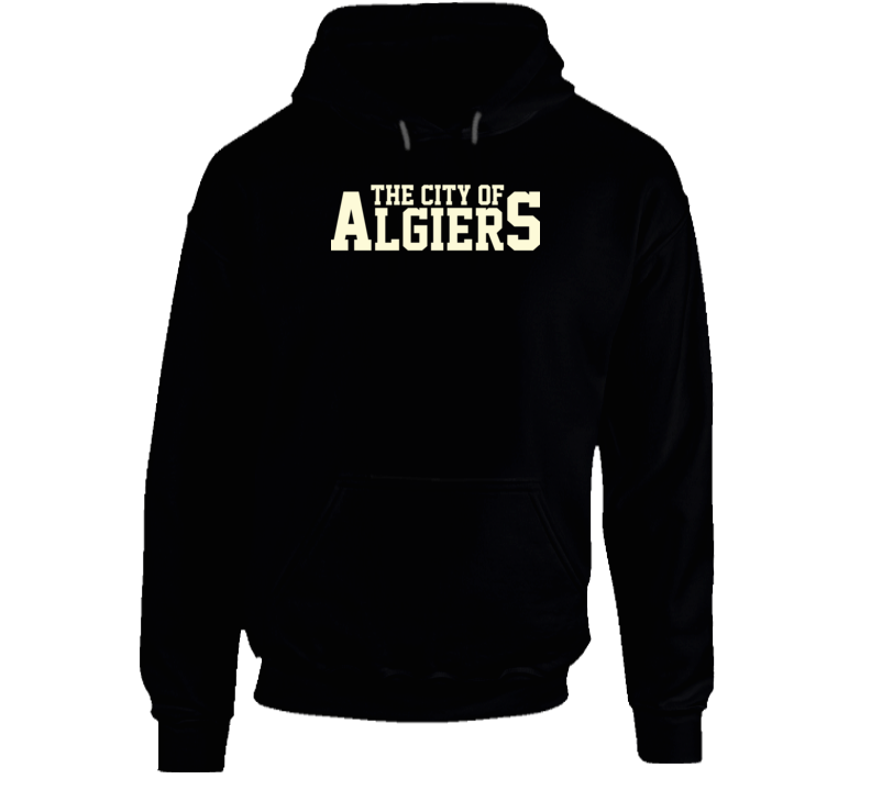 City of Algiers Jeff Arnold New Orleans Independence Bill 744 Hoodie