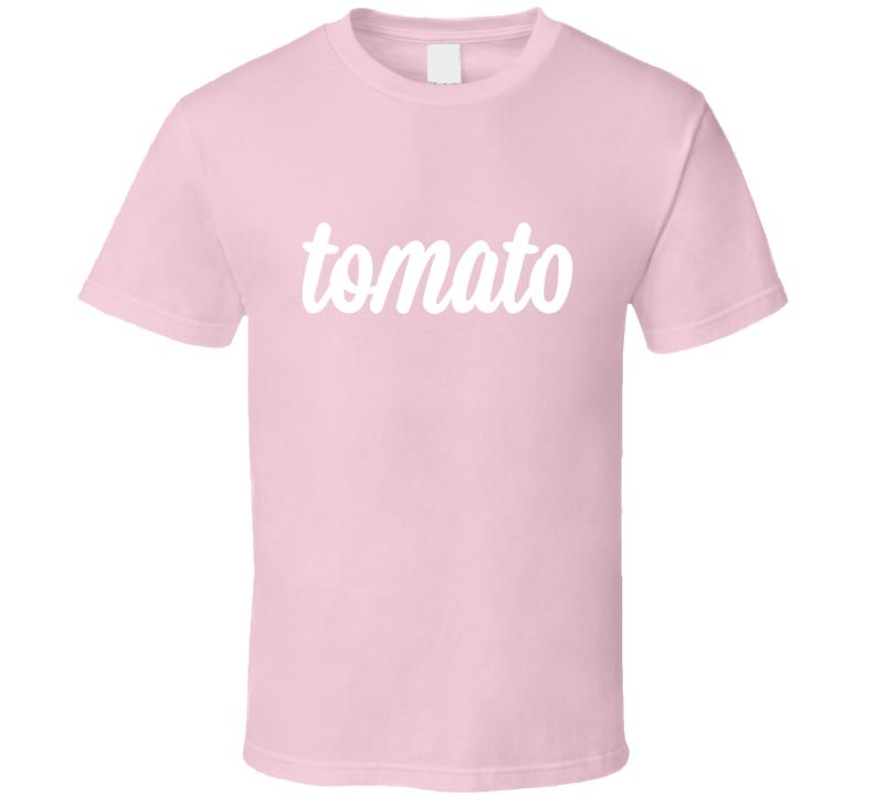 SaladGate Country Radio Hill Miranda Lambert McBride Tomato T Shirt