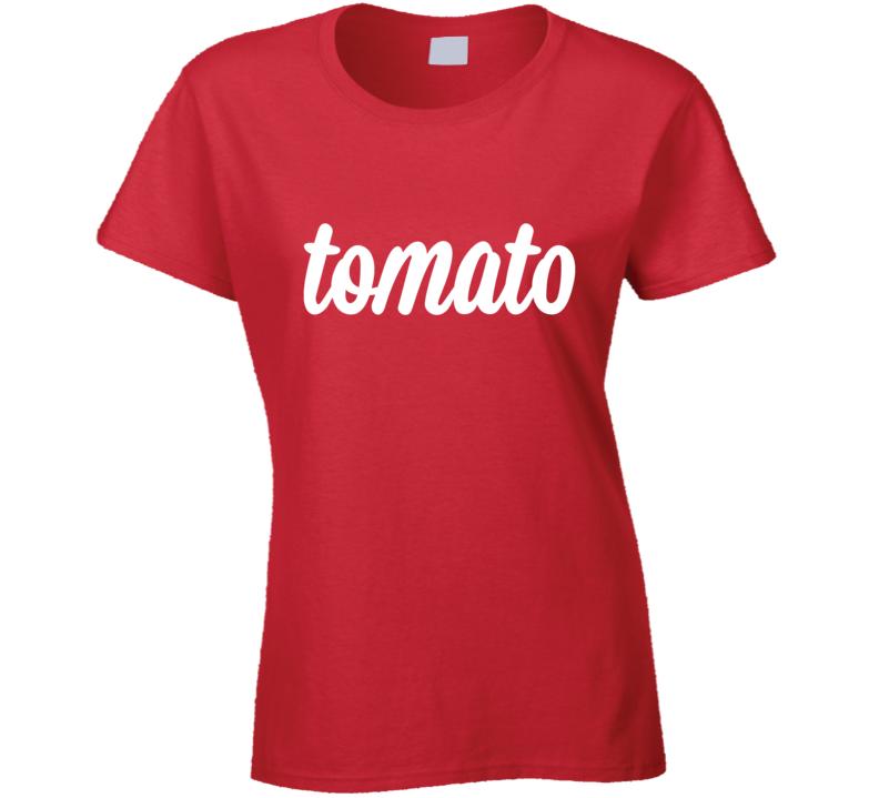 Miranda Lambert Martina McBride Tomato SaladGate Ladies T Shirt