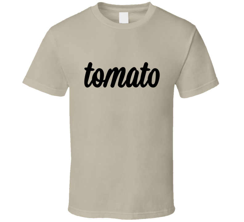 Controversial SaladGate Sexist Country Radio Tomato Lambert T Shirt