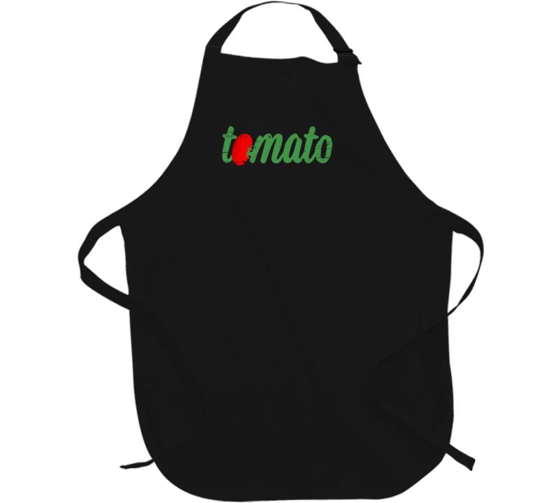 Tomato SaladGate Support Miranda Lambert McBride Worn Look Apron