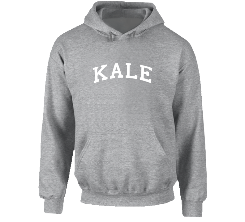 Kale Yale University Parody Hooded Pullover as worn by Beyonce
