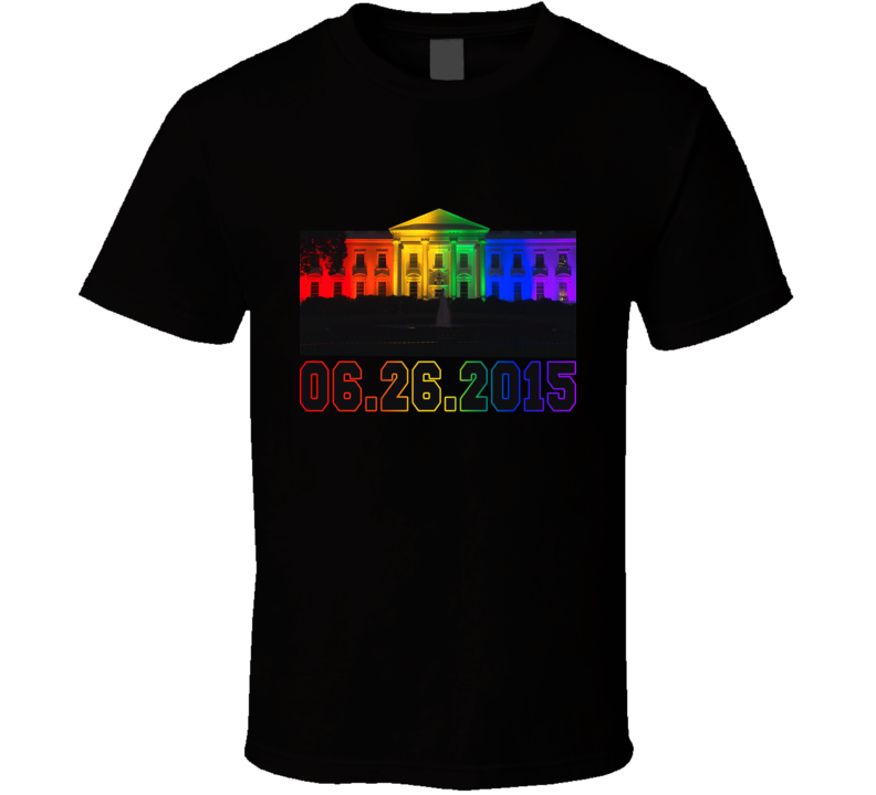 Landmark US Supreme Court Ruling Support Same Sex Marriage T Shirt