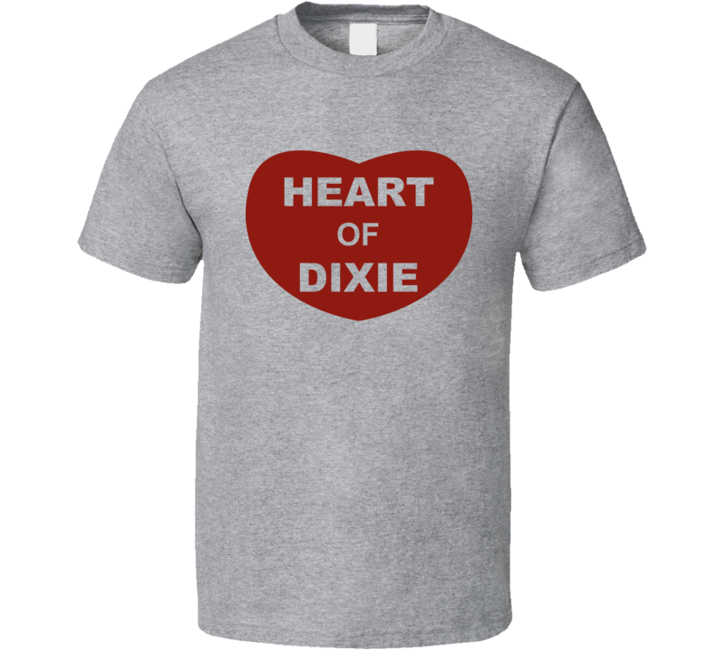 Big Heart of Dixie Keith Richards Worn T Shirt Stones Alabama Concert