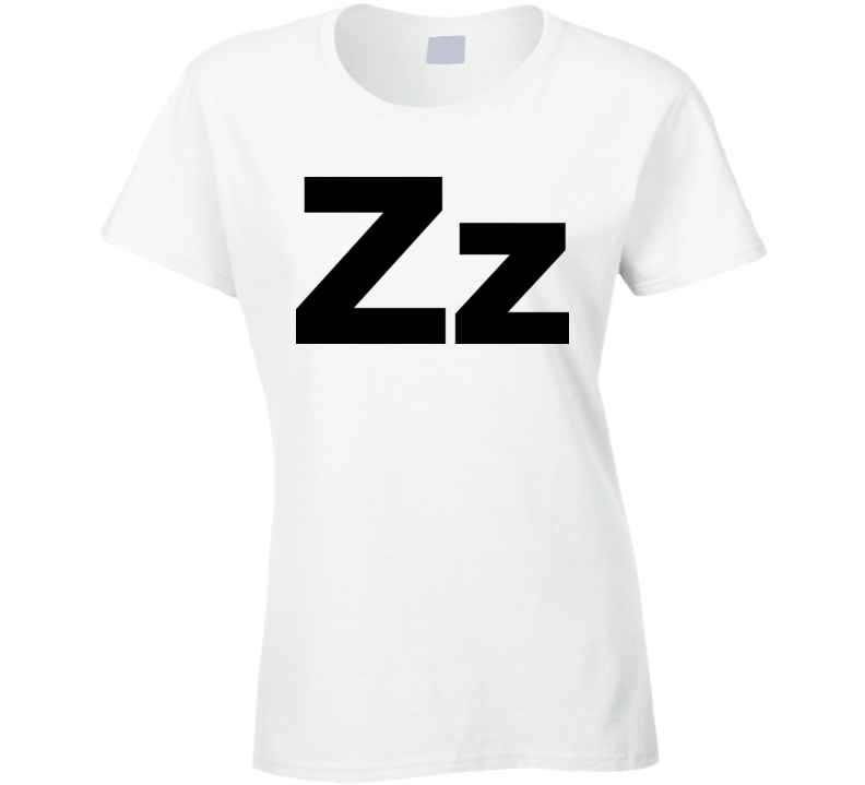 Zoella ZZ Cool Ladies T Shirt Worn By Beauty Vlogger Celebrity Zoe