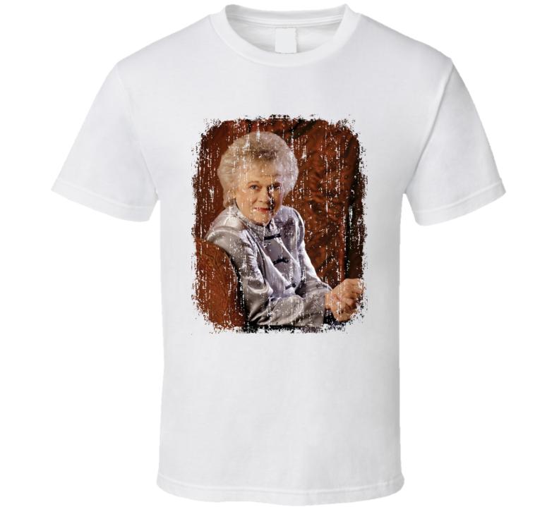 Jean Shepard Great Country Music Cool Artist Worn Look T Shirt