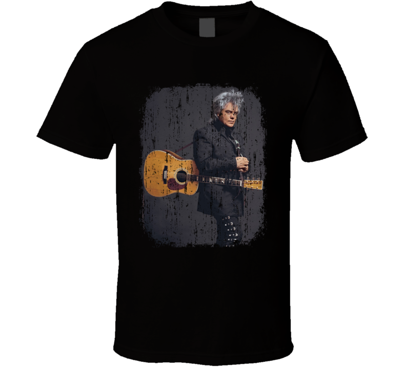Marty Stuart Great Country Music Cool Artist Worn Look T Shirt