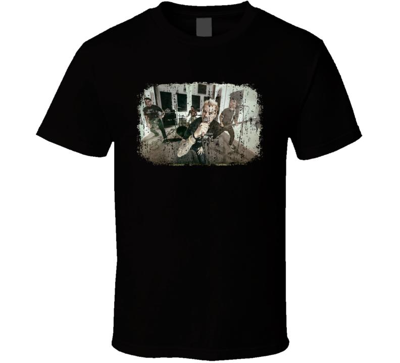 Good Riddance Punk Rock Band Cool Worn Look Music T Shirt