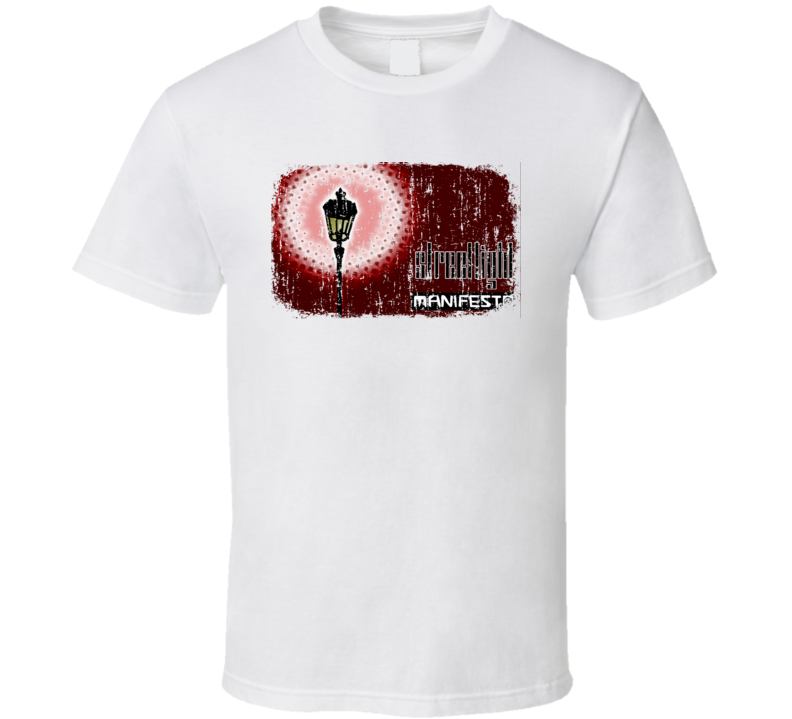 Streetlight Manifesto Punk Rock Band Cool Logo Worn Look Music T Shirt