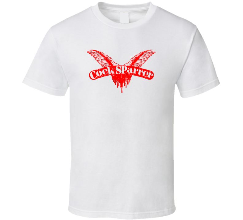 Cock Sparrer Punk Rock Band Cool Worn Look Music T Shirt