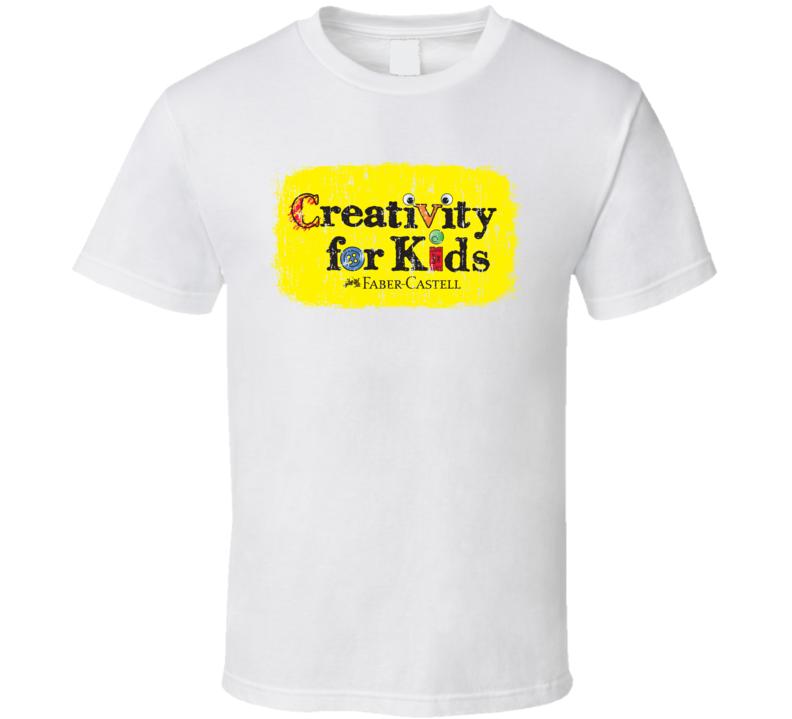 Creativity For Kids RC Aircraft Cool Geek Worn Look T Shirt