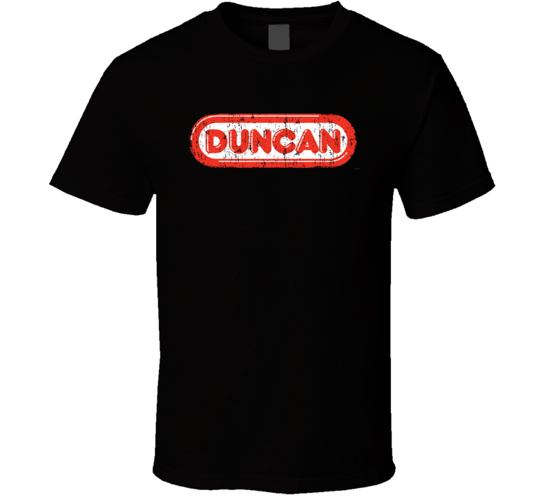 Duncan Toys RC Aircraft Cool Geek Worn Look T Shirt