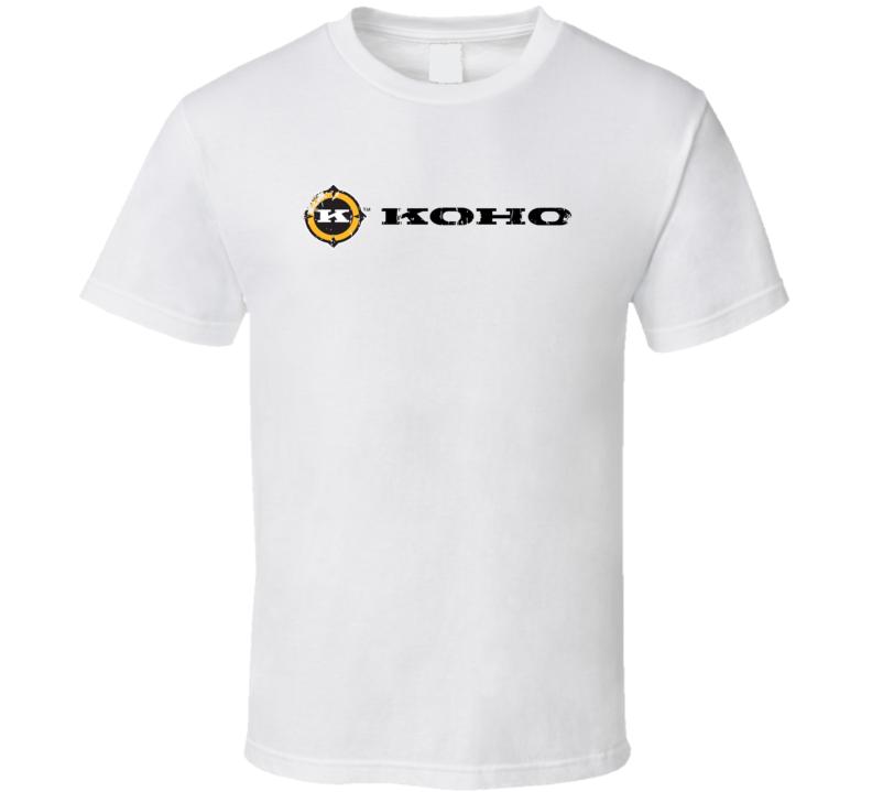 Koho Ice Hockey Sport Athletic Worn Look Cool T Shirt