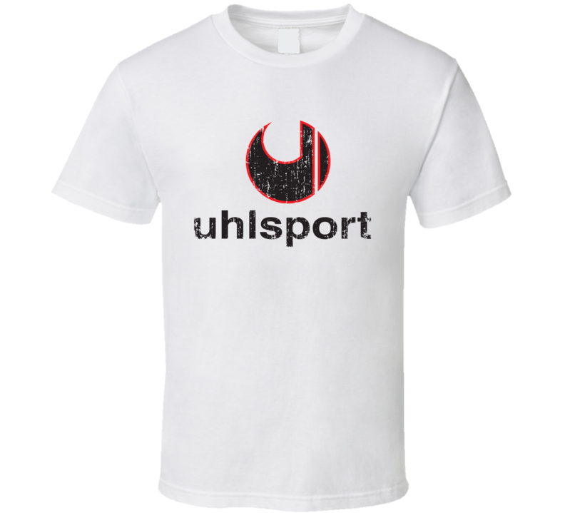 Uhisport Soccer Sport Athletic Worn Look Cool T Shirt