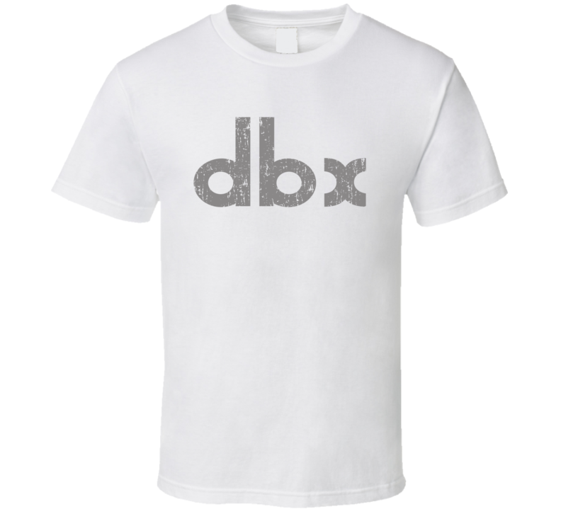 DBX Swimming Sport Athletic Worn Look Cool T Shirt