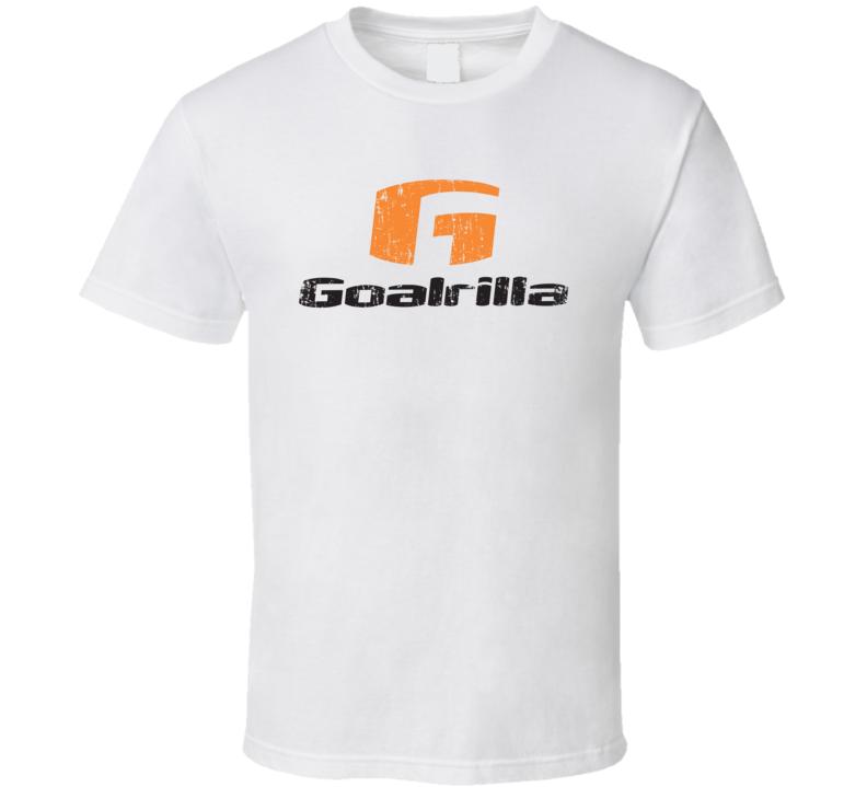 Goalrilla Basketball Sport Athletic Worn Look Cool T Shirt
