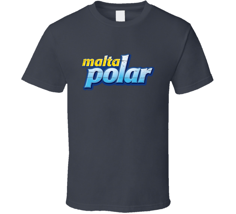 Empresas Polar Malta Support Venezuela Beer Crisis Worn Look T Shirt