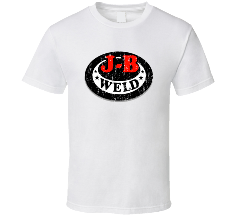 JB Weld RC Aircraft Cool Geek Worn Look T Shirt
