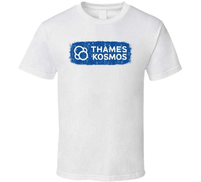 Thames & Kosmos RC Aircraft Cool Geek Worn Look T Shirt