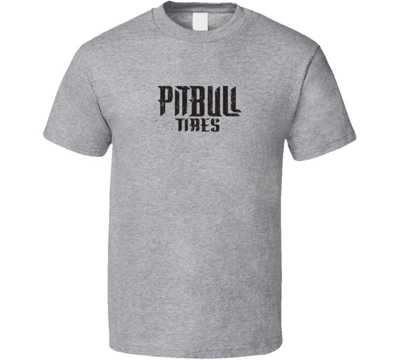 Pit Bull Tires RC Aircraft Cool Geek Worn Look T Shirt