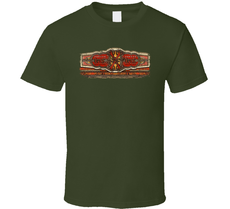 Arturo Opus X The Dominican Cigar Fathers Day Worn Look Cool T Shirt
