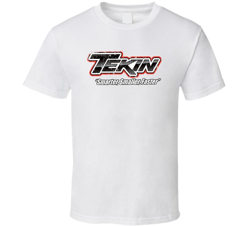 Tekno RC RC Aircraft Cool Geek Worn Look T Shirt