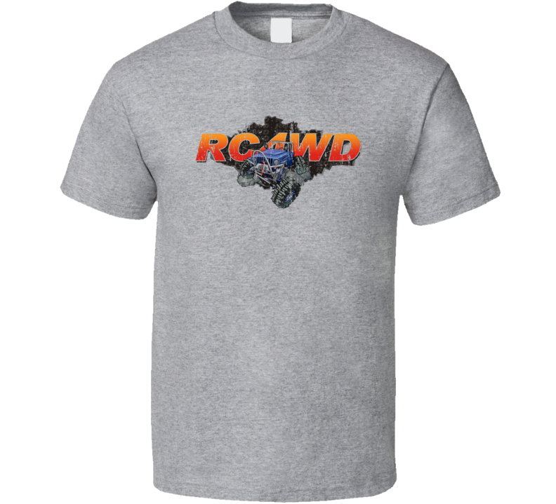 RC4Wd RC Aircraft Cool Geek Worn Look T Shirt