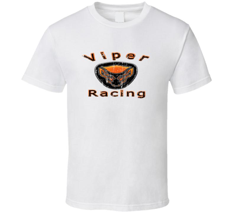 Viper RC Aircraft Cool Geek Worn Look T Shirt