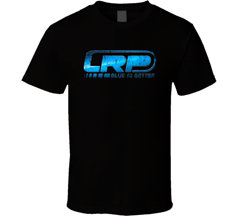 LRP RC Aircraft Cool Geek Worn Look T Shirt