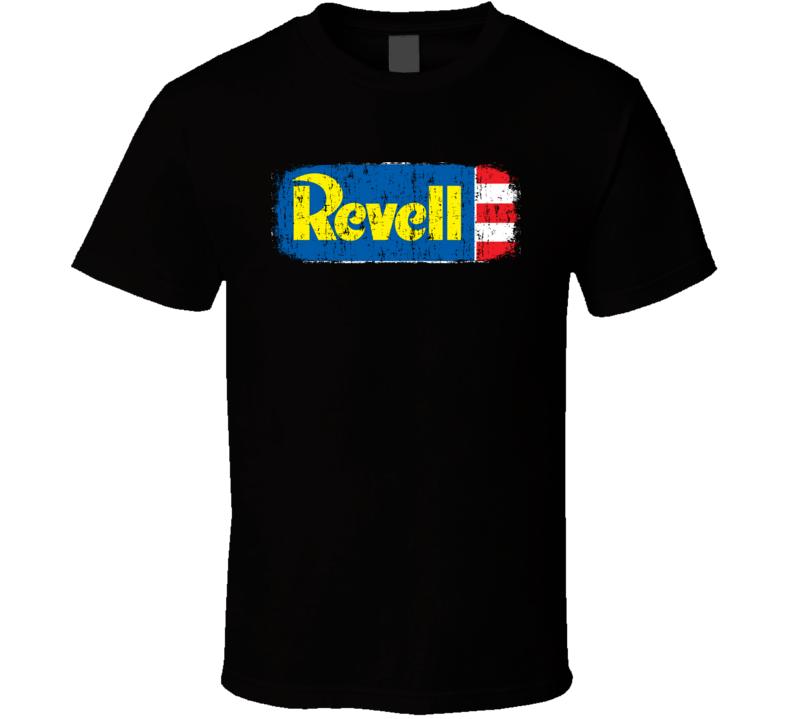 Revell RC Aircraft Cool Geek Worn Look T Shirt