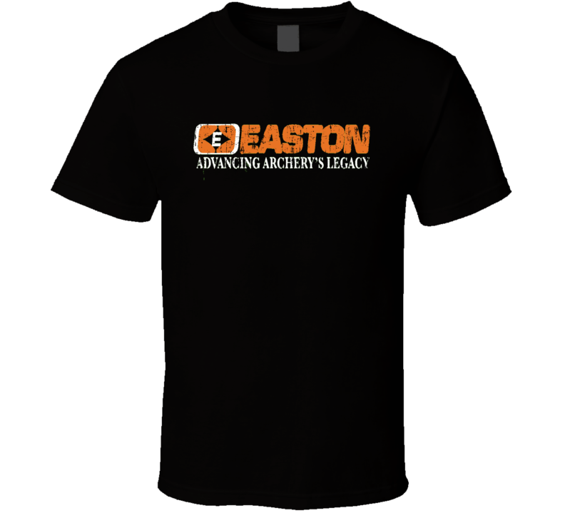 Easton Archery Hunter Bear Deer Hunting Gear Cool Worn Look T Shirt