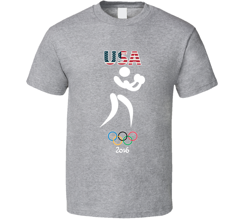 Team USA Boxing Champion Rio 2016 Olympic Gold Athlete Fan T Shirt