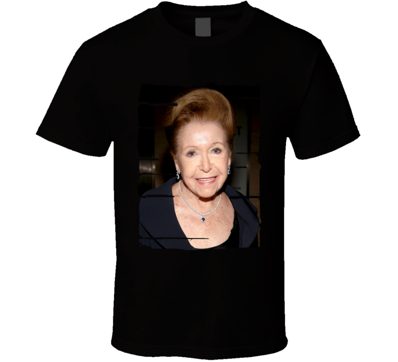 Mary Higgins Clark Author Tribute Poster Worn Look Cool Writer T Shirt