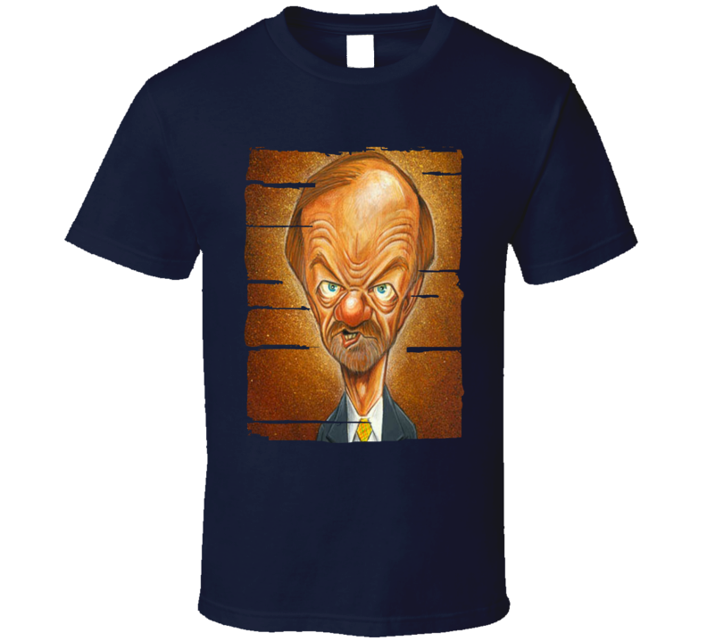 Robin Cook Author Tribute Poster Worn Look Cool Writers T Shirt