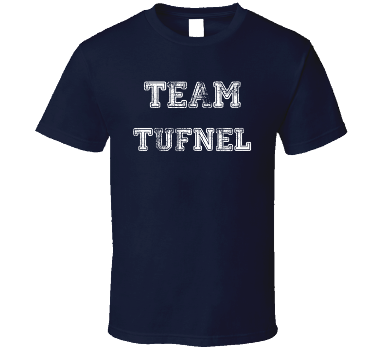 Team Tufnel Spinal Tap Actor Funny Movie Character Worn Look T Shirt