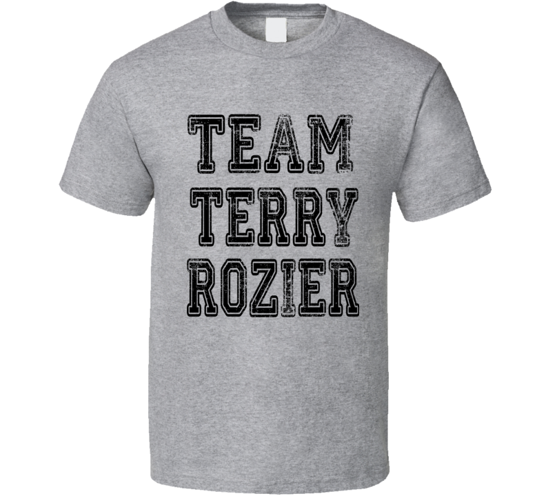 Team Terry Rozier Boston Basketball Fan Worn Look Cool Sports T Shirt