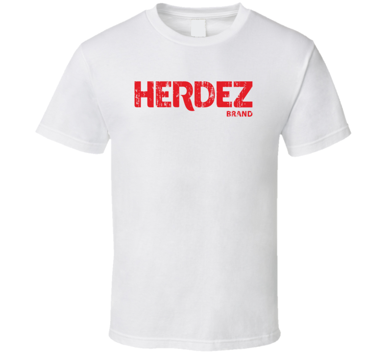 Herdez Mexican Cuisine Cool Spicy Food Worn Look T Shirt