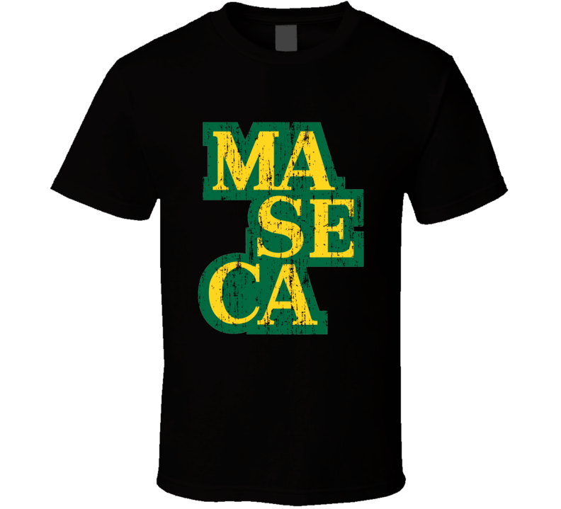 Maseca Mexican Cuisine Cool Spicy Food Worn Look T Shirt