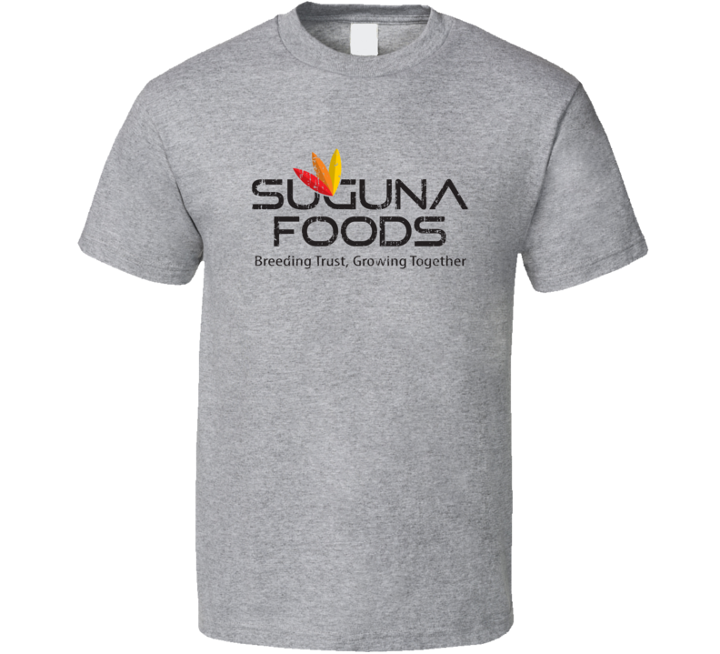 Suguna Foods Indian Cuisine Cool Curry Food Lover Worn Look T Shirt