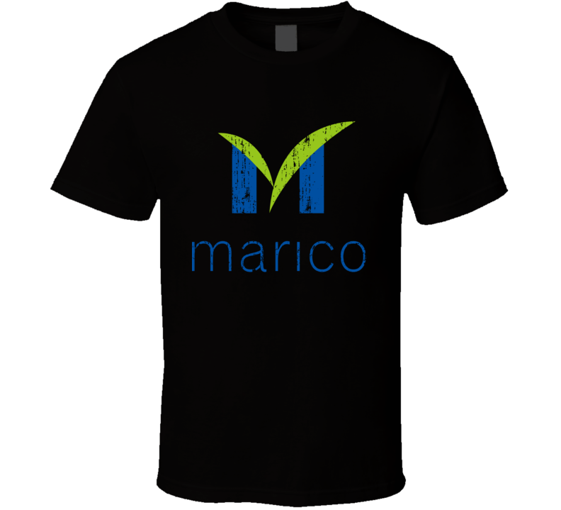 Marico Indian Cuisine Cool Curry Food Lover Worn Look T Shirt