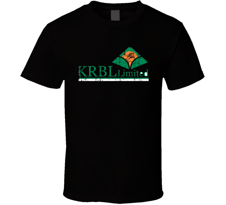 KRBL Indian Cuisine Cool Curry Food Lover Worn Look T Shirt