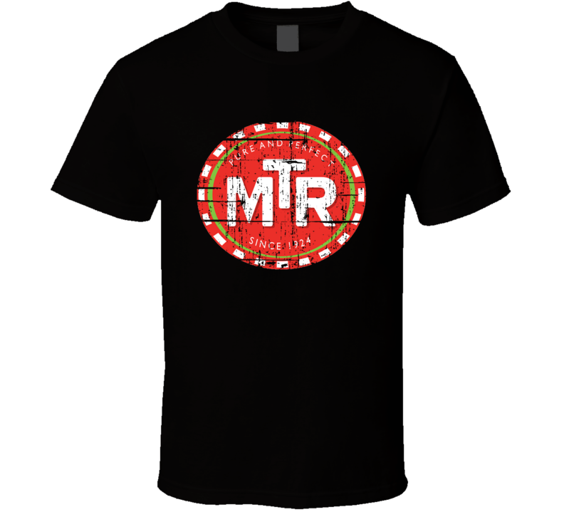 MTR Indian Cuisine Cool Curry Food Lover Worn Look T Shirt