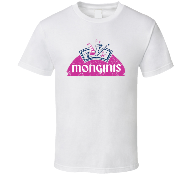 Monginis Indian Cuisine Cool Curry Food Lover Worn Look T Shirt