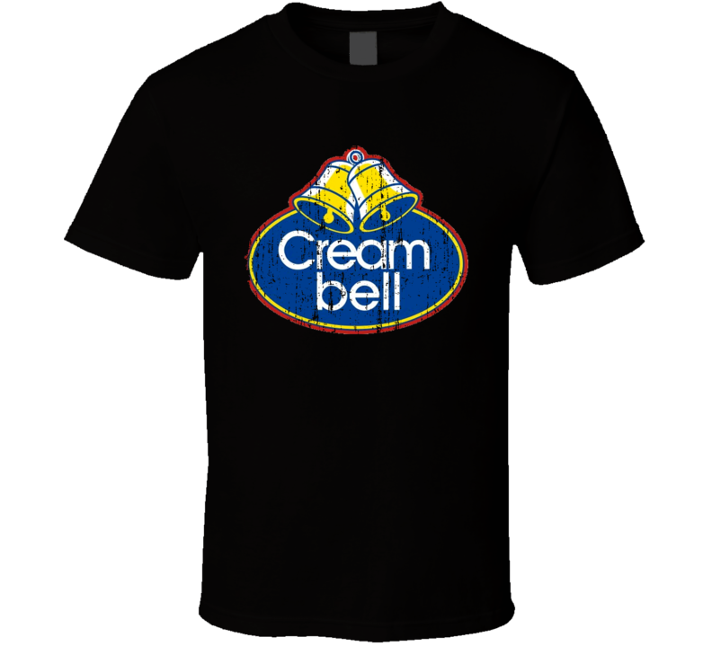 Creambell Indian Cuisine Cool Curry Food Lover Worn Look T Shirt