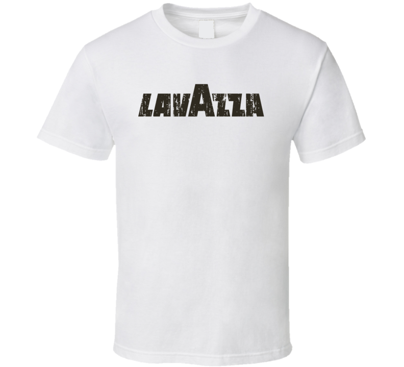 Lavazza Italian Cuisine Spicy Food Lover Worn Look Cool T Shirt
