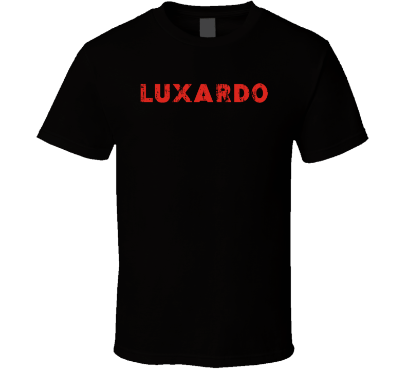 Girolamo Luxardo Italian Cuisine Spicy Food Lover Worn Look T Shirt