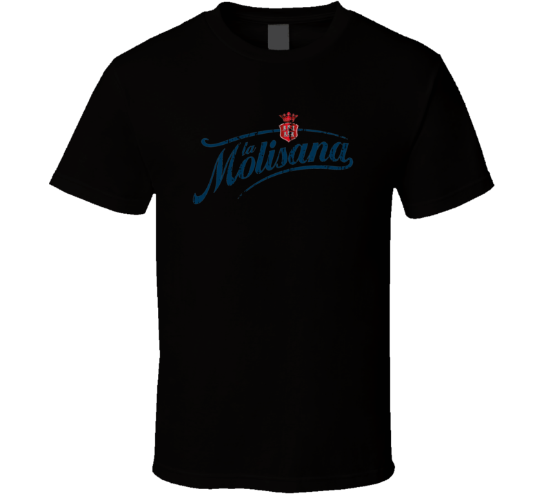 La Molisana Italian Cuisine Spicy Food Lover Worn Look Cool T Shirt