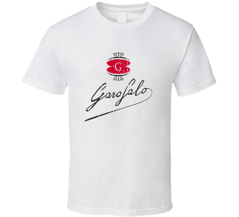 Pasta Garofalo Italian Cuisine Spicy Food Lover Worn Look T Shirt