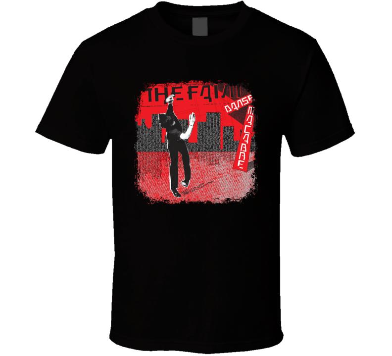The Faint Danse Macabre EDM Album Poster Worn Look Music T Shirt